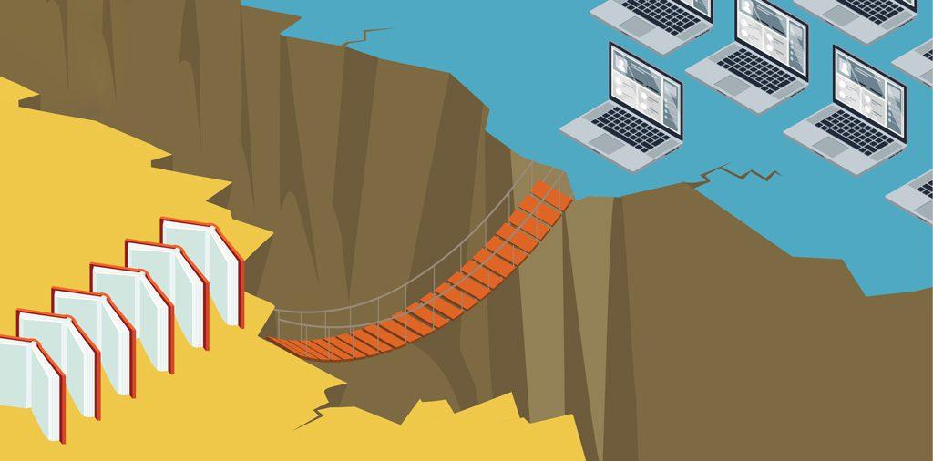 Bridging the Digital Divide - Pittsburgh Today - by Julia Fraser