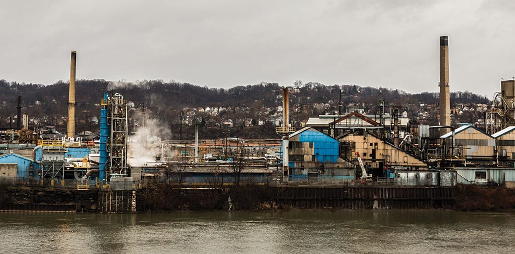 The Region's Top 10 Air Polluters