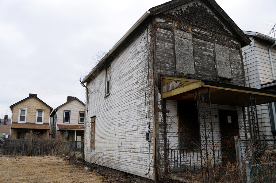 Clusters of Vacant Housing Await - Pittsburgh's slowly emerging landbank